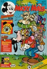 Micky Maus 25/1992 (m. Beilage / Z:0-1)