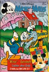 Micky Maus 51/1992 (m. Beilage / Z:0-1)