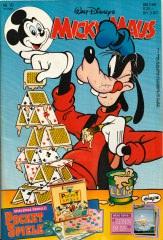 Micky Maus 10/1992 (m. Beilage / Z:0-1)
