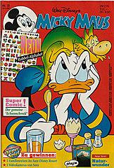 Micky Maus 18/1992 (o. Beilage / Z:1)