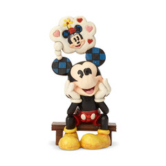 Ich denk an dich (Micky Maus Figur) DISNEY TRADITIONS
