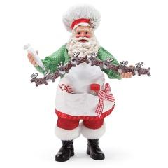 Santas 8 kleine Rentier-Cookies