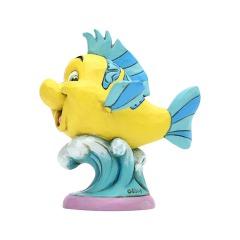 Flunder: Go Fish DISNEY TRADITIONS Figur (Arielle)