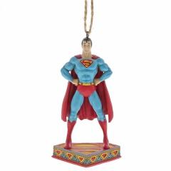 Superman Silver Age Weihnachtsbaumhänger