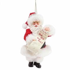 Fa, La, La Weihnachtsbaumhänger