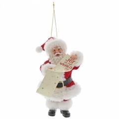 Joy to the World Weihnachtsbaumhänger
