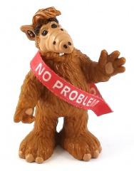 Alf No Problem BULLY Kleinfigur (7cm)