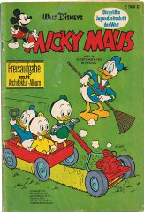 Micky Maus 39/1967 (o. Beilage / Z:2)