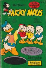 Micky Maus 9/1968 (o. Beilage / Z:2)