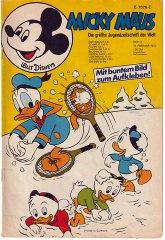 Micky Maus 6/1973 (o. Beilage / Z:1-2)
