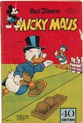 Micky Maus 40/1963 (Z:2)