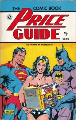 The Comic Book Price Guide No. 13 by Robert M. Overstreet 1983-1984 (SC)