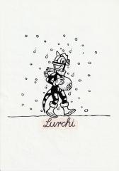 Piiit: Lurchi mit Schneeball
