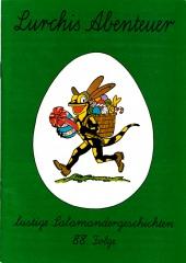 Lurchis Abenteuer - lustige Salamandergeschichten 88. Folge