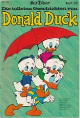 Die tollsten Geschichten von Donald Duck 28 (Z:2-)