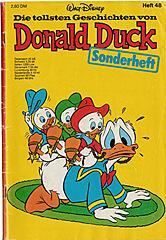 Die tollsten Geschichten von Donald Duck 48 (Z:2)