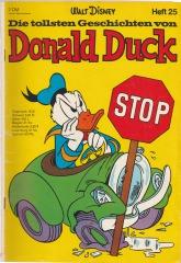 Die tollsten Geschichten von Donald Duck 25 (Z:3)