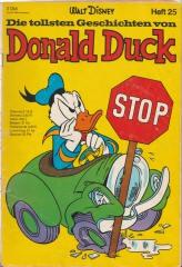 Die tollsten Geschichten von Donald Duck 25 (Z:2-3)