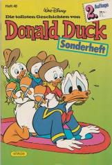 Die tollsten Geschichten von Donald Duck 48 Zweitauflage (Z:1)