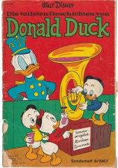 Die tollsten Geschichten von Donald Duck 8 (Z:3)