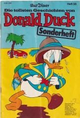 Die tollsten Geschichten von Donald Duck 38 (Z:3+)