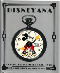 Disneyana - Classic Collectibles 1928-1958 (Disney Miniature Book)