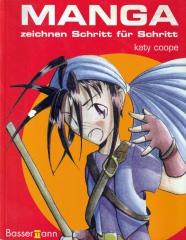 Katy Coope: Manga zeichnen Schritt für Schritt