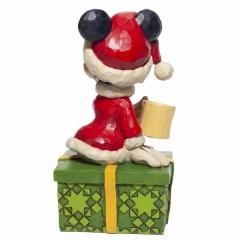 Minni Maus mit heißer Schokolade (DISNEY TRADITIONS) Figur