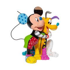 Micky and Pluto (BRITTO) Figur