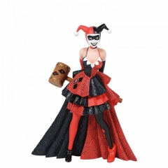 Harley Quinn Couture de Force Figur