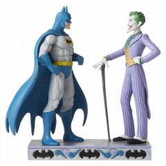 Batman and The Joker Figur