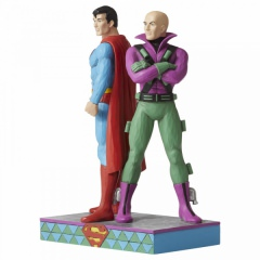 Superman and Lex Luthor Figur