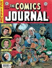 The Comics Journal No. 177, May 1995 (Special EC Comics)