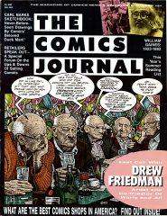 The Comics Journal No. 151, July 1992