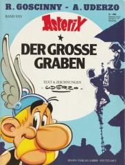 Asterix (Softcover) 25: Der große Graben