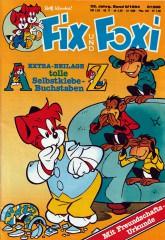 Fix und Foxi 9/1984 (Z:1+)