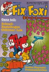 Fix und Foxi 10/1984 (m. Beilage / Z:1+)