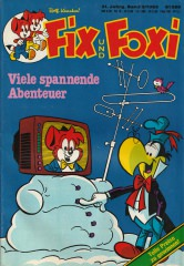 Fix und Foxi 3/1983 (m. Beilage / Z:1+)