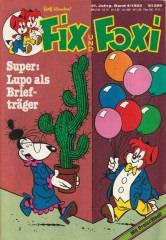 Fix und Foxi 4/1983 (m. Beilage / Z:1)