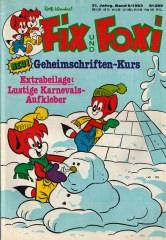 Fix und Foxi 6/1983 (o. Beilage / Z:1-)