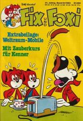 Fix und Foxi 9/1983 (m. Beilage / Z:1+)
