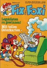 Fix und Foxi 13/1983 (m. Beilage / Z:0-1)