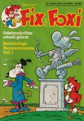 Fix und Foxi 14/1983 (m. Beilage / Z:0-1)