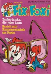 Fix und Foxi 15/1983 (m. Beilage / Z:0-1)