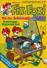 Fix und Foxi 27/1983 (m. Beilage / Z:0-1)