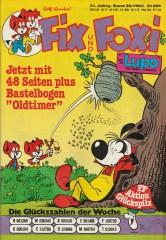 Fix und Foxi 30/1983 (m. Beilage / Z:1+)