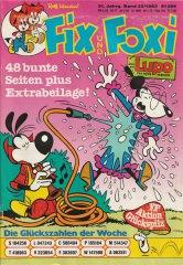 Fix und Foxi 35/1983 (m. Beilage / Z:1+)