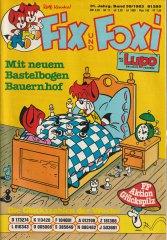 Fix und Foxi 39/1983 (m. Beilage / Z:1-)