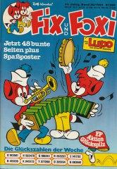 Fix und Foxi 36/1983 (m. Beilage / Z:1+)