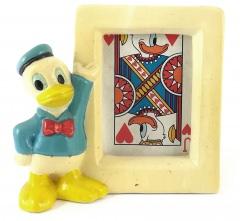 Fotorahmen Donald Duck Keramik
